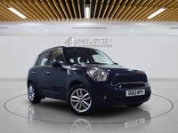 USED 2013 13 MINI COUNTRYMAN 2.0 COOPER SD 5d AUTO 141 BHP ***RAC 82 POINT INSPECTED**