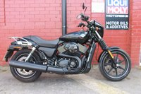 USED 2016 HARLEY-DAVIDSON STREET XG 750 *Very Low Mileage, 3mth Warranty, 12mth Mot* A Cracking Low Mileage XG 750 in Stealth Black. Finance Available.