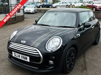USED 2014 14 MINI HATCH COOPER 1.5 COOPER 3d 134 BHP NO DEPOSIT AVAILABLE, DRIVE AWAY TODAY!!