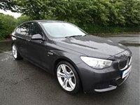 2016 BMW 5 SERIES 2.0 520D M SPORT GRAN TURISMO 5d AUTO 181 BHP £17990.00