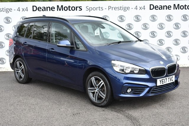 Used Bmw 2 Series Gran Tourer For Sale In Chorley Lancashire
