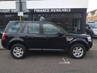 2009 LAND ROVER FREELANDER 2.2 TD4 E GS 5d 159 BHP £5995.00