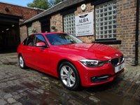 2014 BMW 3 SERIES 2.0 318D SPORT 4d 141 BHP £9995.00