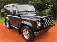USED 2015 15 LAND ROVER Defender 90 TD XS 2.2 TD XS STATION WAGON 3d 122 BHP