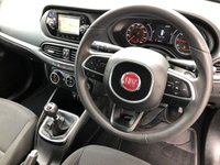 USED 2017 66 FIAT TIPO 1.4 T-JET LOUNGE 5d 118 BHP