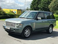 2002 LAND ROVER RANGE ROVER 2.9 TD6 HSE 5d AUTO 175 BHP £SOLD