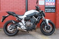 2015 15 YAMAHA MT-07 *3mth Warranty, Long MOT, Only 218 Miles !*  £5390.00