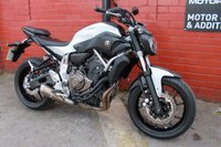 USED 2015 15 YAMAHA MT-07 *3mth Warranty, Long MOT, Only 218 Miles !*  Super Low Mileage & Great Condition ! Finance Available.