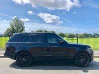 2018 LAND ROVER RANGE ROVER 3.0 SDV6 VOGUE 5d AUTO 272 BHP £72995.00