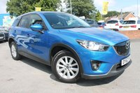 USED 2012 62 MAZDA CX-5 2.2 D SE-L NAV 5d 148 BHP ONLY £30 PER YEAR ROAD TAX - GREAT SPECIFICATION