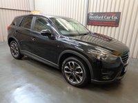 2015 MAZDA CX-5 2.2 D SPORT NAV 5d 148 BHP £11495.00