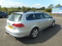 USED 2012 12 VOLKSWAGEN PASSAT 2.0 SE TDI BLUEMOTION TECHNOLOGY 5d 139 BHP