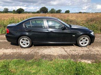 2011 BMW 3 SERIES 2.0 316D ES 4d 114 BHP £5999.00