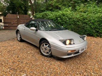 1990 LOTUS ELAN 1.6 SE TURBO 2d 162 BHP £10989.00