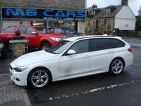 USED 2013 E BMW 3 SERIES 2.0 320D M SPORT TOURING 5d AUTO 181 BHP AUTOMATIC,TURBO DIESEL