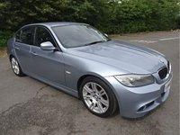2010 BMW 3 SERIES 2.0 320D M SPORT 4d 181 BHP £5290.00