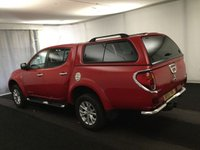 USED 2015 15 MITSUBISHI L200 2.5 DI-D 4X4 BARBARIAN LB DCB 1d 175 BHP # BUY FOR ONLY 38  A W/K FINANCE