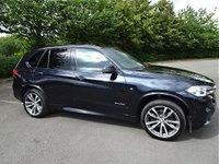2015 BMW X5 3.0 XDRIVE40D M SPORT 5d AUTO 309 BHP £26990.00
