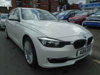 USED 2014 14 BMW 3 SERIES 2.0 320I LUXURY TOURING 5d 181 BHP ULEZ EXEMPT