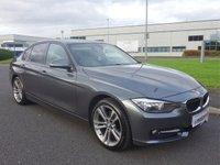 2012 BMW 3 SERIES 2.0 318D SPORT 4d 141 BHP £7990.00