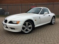 USED 1999 L BMW Z3 1.9 Z3 ROADSTER 2d 138 BHP