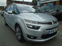 USED 2016 16 CITROEN C4 GRAND PICASSO 1.6 BLUEHDI EXCLUSIVE PLUS 5d 118 BHP ULEZ EXEMPT