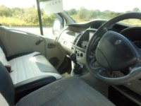 USED 2012 12 RENAULT TRAFIC 2.0 SL29 DCI S/R 1d 115 BHP NO VAT