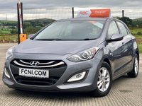 USED 2013 HYUNDAI I30 1.6 ACTIVE BLUE DRIVE CRDI 5d 109 BHP // Rear Parking Sensors // Bluetooth // Cruise Control