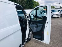 USED 2015 64 FORD TRANSIT CUSTOM 290 125BHP SWB LOW ROOF 1 OWNER FULL SERVICE HISTORY
