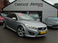 2010 VOLVO C30 1.6 D DRIVE R-DESIGN 3d - LEATHER £4990.00