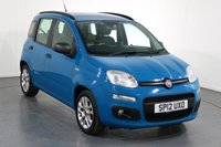USED 2012 12 FIAT PANDA 1.2 EASY 5d 69 BHP ONE OWNER with 7 Stamp SERVICE HISTORY