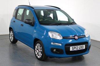 2012 FIAT PANDA 1.2 EASY 5d 69 BHP £3295.00