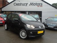 2014 VOLKSWAGEN UP 1.0 HIGH UP 3d - ALLOYS - AIR CON - SAT NAV £5990.00