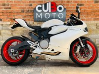 USED 2013 63 DUCATI 899 PANIGALE ABS Termignoni Exhausts