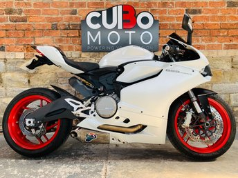2013 DUCATI 899 PANIGALE ABS £9790.00