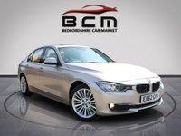 2012 BMW 3 SERIES 2.0 320D LUXURY 4d AUTO 184 BHP £SOLD