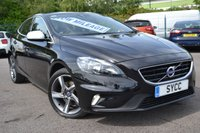 2016 VOLVO V40 2.0 D2 R-DESIGN NAV 5d 118 BHP ~ ZERO ROAD TAX £11799.00
