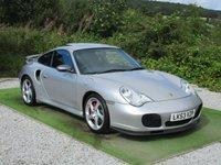 USED 2004 53 PORSCHE 911 3.6 TURBO TIPTRONIC S 2d AUTO 415 BHP