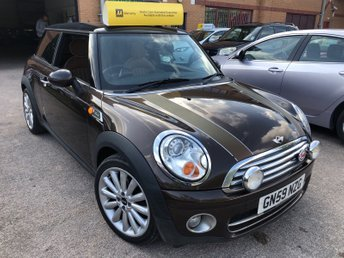2009 MINI HATCH COOPER 1.6L COOPER D MAYFAIR 3d 109 BHP £4595.00