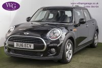 USED 2016 16 MINI HATCH COOPER 1.5 COOPER D Pepper Pack 5d 114 BHP