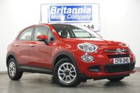 2016 FIAT 500X 1.3 DIESEL MULTIJET POP 5 DOOR 95 BHP £7990.00