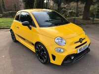 USED 2016 66 ABARTH 595 1.4 595 COMPETIZIONE 3d 177 BHP £1700 OF FACTORY EXTRAS !XENONS
