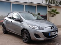 2014 MAZDA 2 1.3 COLOUR EDITION 5d 74 BHP £4790.00
