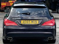 USED 2015 65 MERCEDES-BENZ CLA 2.1 CLA220 AMG Sport Shooting Brake 7G-DCT (s/s) 5dr