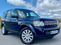 2013 LAND ROVER DISCOVERY 3.0 SD V6 XS 4X4 5dr £15990.00