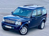 USED 2013 13 LAND ROVER DISCOVERY 3.0 SD V6 XS 4X4 5dr SAT NAV! PRIVACY! LEATHER!