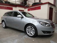USED 2013 63 VAUXHALL INSIGNIA 2.0 CDTi ecoFLEX SRi Sport Tourer (s/s) 5dr ***66000 MILES F/S/H***