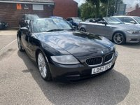 USED 2007 57 BMW Z4 2.0 i Sport Roadster 2dr FULL LEATHER