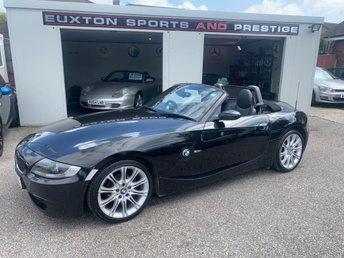 2007 BMW Z4 2.0 i Sport Roadster 2dr £3995.00