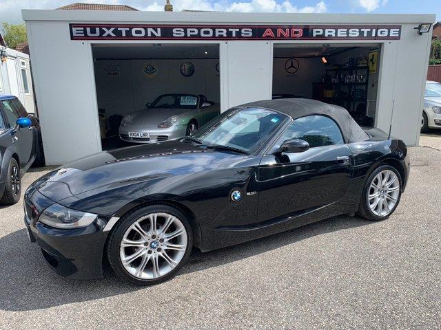 BMW Z4 at Euxton Sports and Prestige